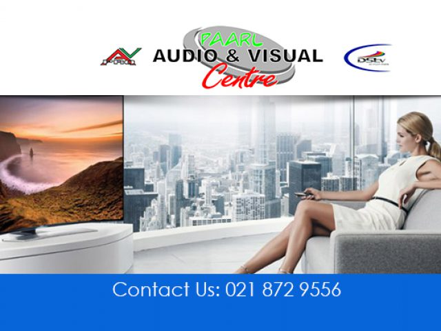 Paarl Audio and Visual Centre