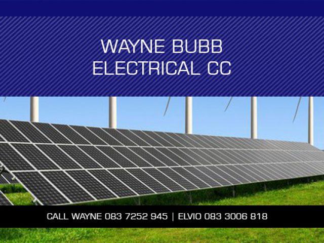 Wayne Bubb Electrical CC