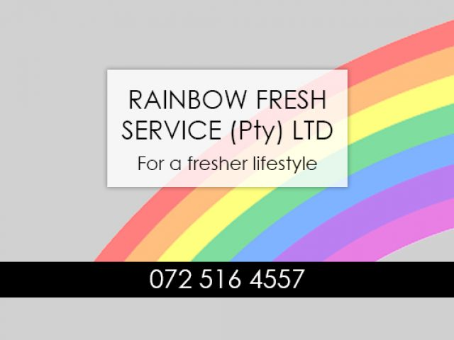 Rainbow Fresh Service